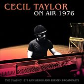 On Air 1976 by Cecil Taylor