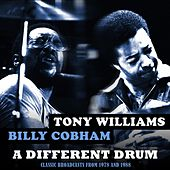 A Different Drum (with Tony Williams & Ronnie Montrose) de Tony Williams