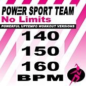 No Limits (Powerful Uptempo Cardio, Fitness, Crossfit & Aerobics Workout Versions) de Power Sport Team