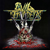 Raising Hell (Live) by Evil Invaders