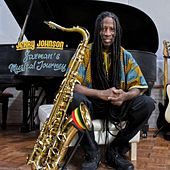 Saxman's Musical Journey by Jerry Johnson