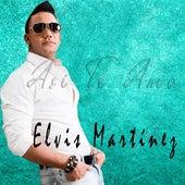 Así Te Amo (En Vivo) de Elvis Martinez