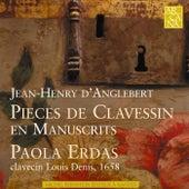 D'Anglebert: Pièces de clavessin en manuscrits de Paola Erdas