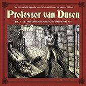 Die neuen Fälle, Fall 19: Professor van Dusen legt einen Köder aus von Professor Dr. Dr. Dr. Augustus van Dusen