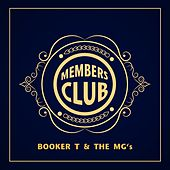 Members Club de Booker T. & The MGs