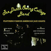 The Dutch Swing College Band Featuring Famous American Jazz Giants by Dutch Swing College Band