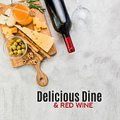 Delicious Dine & Red Wine: Restaurant Background Music, Sunny Autumn Day at Lunch Time, Calming Songs de Peaceful Piano