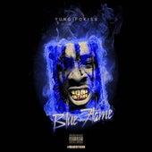 Blue Flame de Yung Fokiss