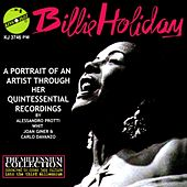 A Portrait Of An Artist 1935-1946 von Billie Holiday