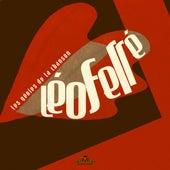 Les génies de la chanson : Léo Ferré de Leo Ferre
