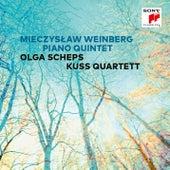Mieczyslaw Weinberg: Piano Quintet, Op. 18 von Olga Scheps