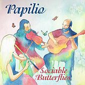 Sociable Butterflies by Papilio
