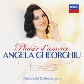 Stephănescu: Mândruliță de la munte by Angela Gheorghiu
