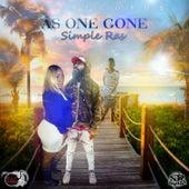 As One Gone von Simple Ras