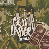 The battlefield... Street album vol.3 de Various Artists