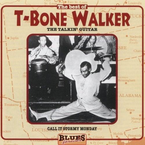 The Talkin' Guitar: The Best Of T-Bone Walker by T-Bone Walker