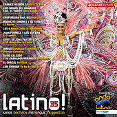 Latino 35 - Salsa Bachata Merengue Reggaeton (Latin Hits) by Various Artists
