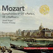 Mozart: Symphonies Nos. 31 & 35 by Ferenc Fricsay