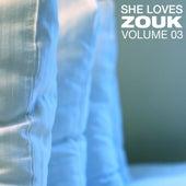 She Loves Zouk, Vol. 3 de Various Artists