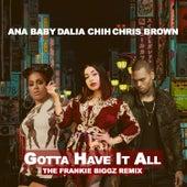 Gotta Have It All (The Frankie Biggz Remix) by Dalia Chih