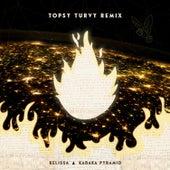 Topsy Turvy (Remix) de Kelissa