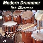 Modern Drummer by Rob Silverman