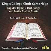 Hymns, Songs & Easter Matins from King's College de David Willcocks