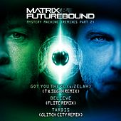 Mystery Machine (Remixes, Pt. 2) de Matrix and Futurebound