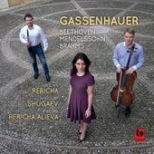 Gassenhauer: Brahms - Beethoven - Mendelssohn de Milan Rericha