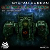 Schattenlegion - Das gefallene Imperium, Band 4 (ungekürzt) von Stefan Burban