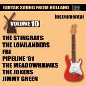 Guitar Sound from Holland, Vol. 10 de Various Artists