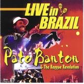 Live in Brazil by Pato Banton