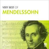 Very Best Of Mendelssohn von Various Artists