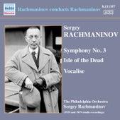 Rachmaninov conducts Rachmaninov (1929, 1939) de Sergei Rachmaninov