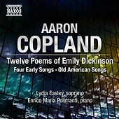 Copland: 12 Poems of Emily Dickinson and other songs von Various Artists