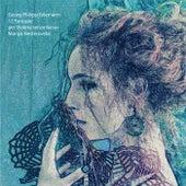 Telemann: 12 Fantasie per Violino senza Basso de Mariya Nesterovska