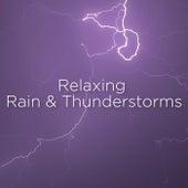 Relaxing Rain & Thunderstorms de Thunderstorm Sound Bank