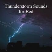 Thunderstorm Sounds For Bed de Thunderstorm Sound Bank