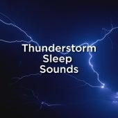 Thunderstorm Sleep Sounds de Thunderstorm Sound Bank
