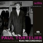 Tortelier: Trois P'tits tours - III. Le Pitre. Burlesque - Baiser de Rideau de Paul Tortelier