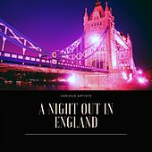 A Night Out in England de Mahalia Jackson, Sister Ernestine Washington, Deep South Boys, The Dixie Hummingbirds, Famous Blue Jay Singers of Birmingham, The Soul Stirrers, Pilgrim Travelers