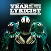 Year of the Lyricist de Harry Shotta