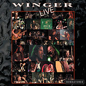 Winger Live (Remastered) de Winger
