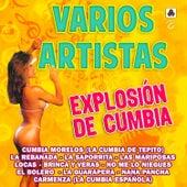 Explosión de Cumbias de German Garcia
