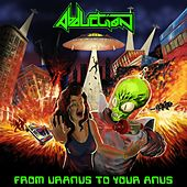 From Uranus to Your Anus by Abduction