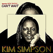 Can't Wait by Kim Simpson