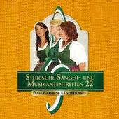 Steirische Sänger- und Musikantentreffen 22 by Various Artists