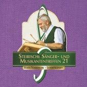 Steirische Sänger- und Musikantentreffen 21 by Various Artists
