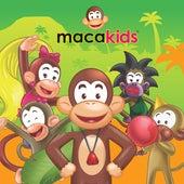 Festa na Ilha Macakids de Macakids