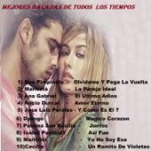 Mejores Baladas De Todos Los Tiempos de Various Artists